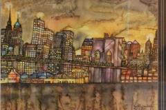 City Lights -Silk