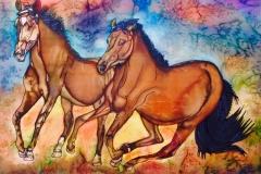 THUNDERING-HORSES